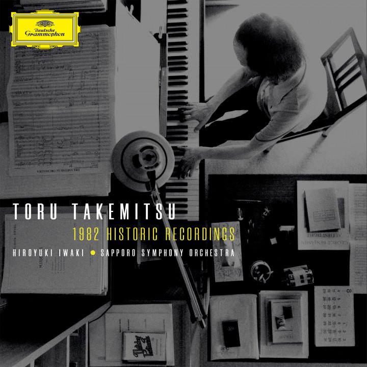 Takemitsu: 1982 Historic Recordings Cover