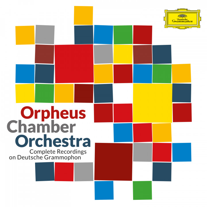 Orpheus Chamber Orchestra - Complete Recordings on DG Cover