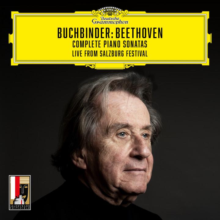 Rudolf Buchbinder - The Complete Beethoven Piano Sonatas Cover