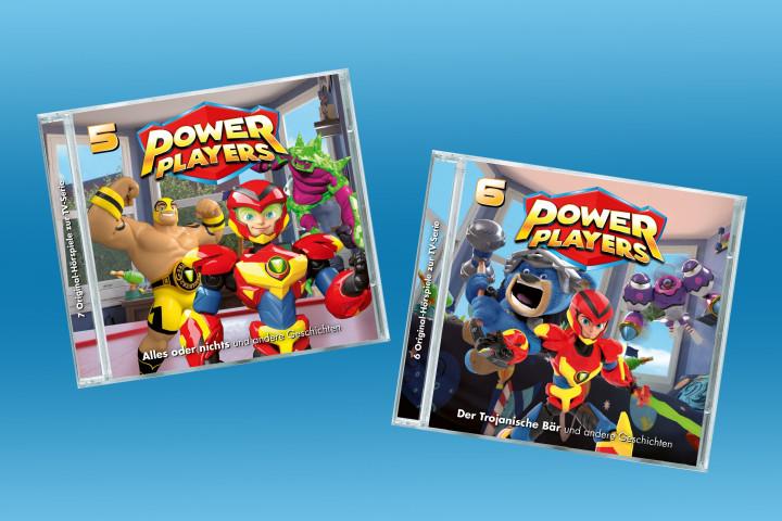 Power Players 5 / 6 Newsbild