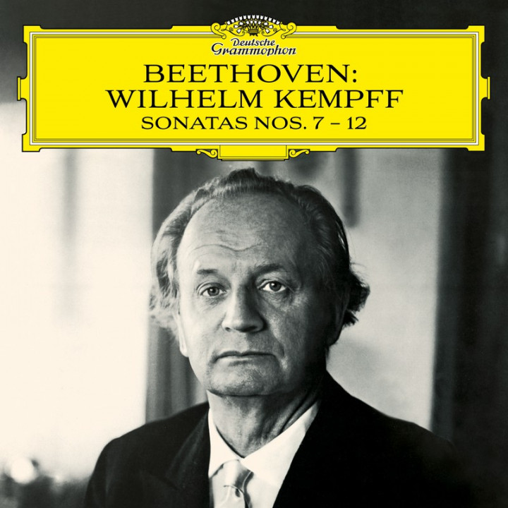 Wilhelm Kempff - Beethoven: Sonatas Nos. 7-12