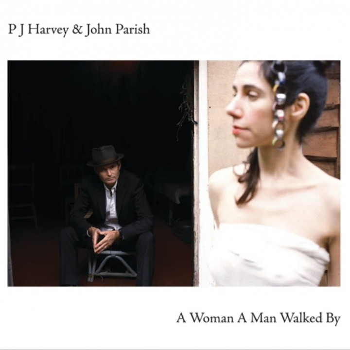 A Woman A Man Walked By Cover