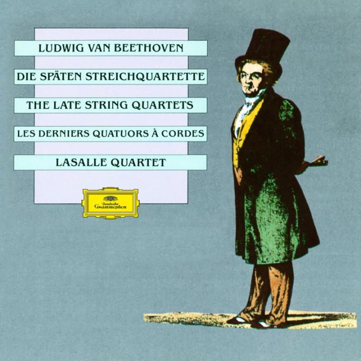 BEETHOVEN Late Quartets / LaSalle Quartet