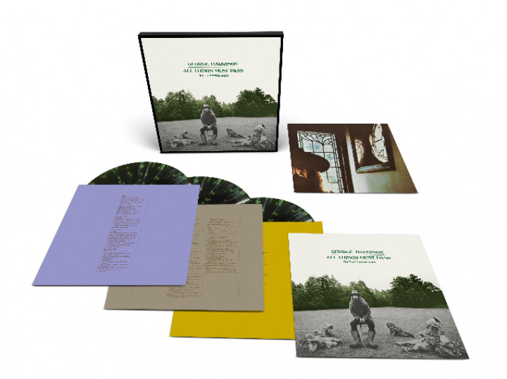 All Things Must Past ltd LP Packshot