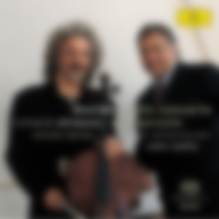 DVOŘÁK Cello Concerto STRAUSS Don Quixote / Maisky