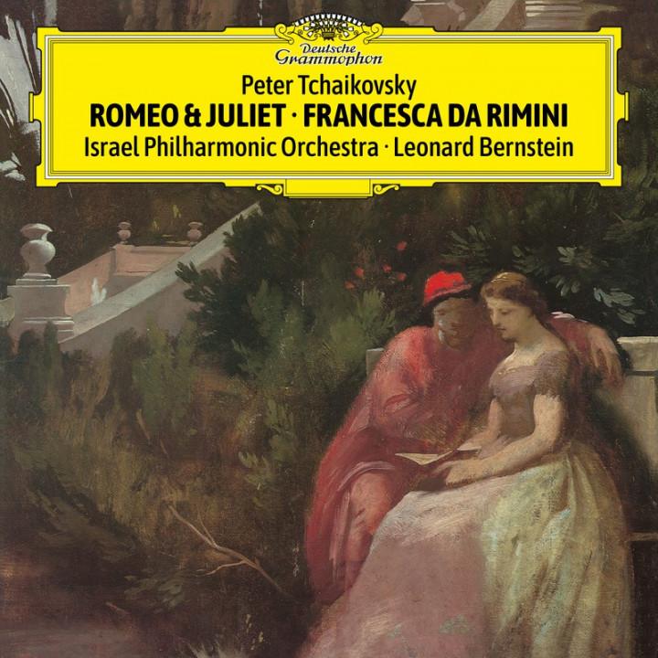 TCHAIKOVSKY Romeo & Juliet / Bernstein