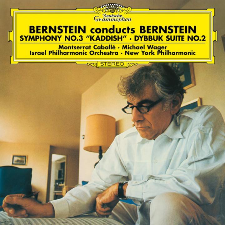 BERNSTEIN Symphony No. 3, Dybbuk Suite