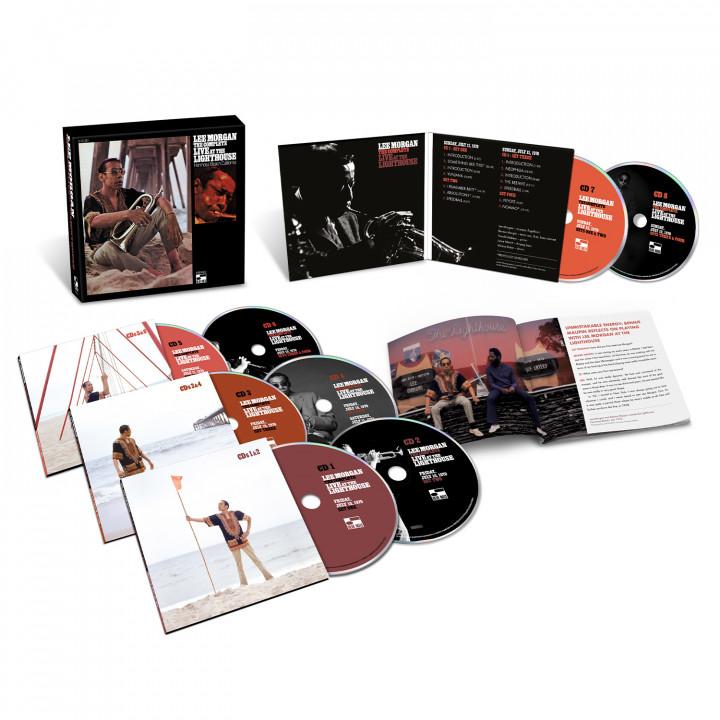 Lee Morgan - The Complete Live at the Lighthouse (CD-Packshot)