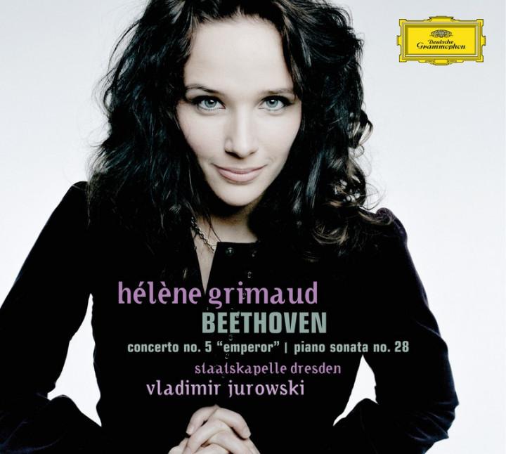 BEETHOVEN 5. Piano Concerto / Grimaud