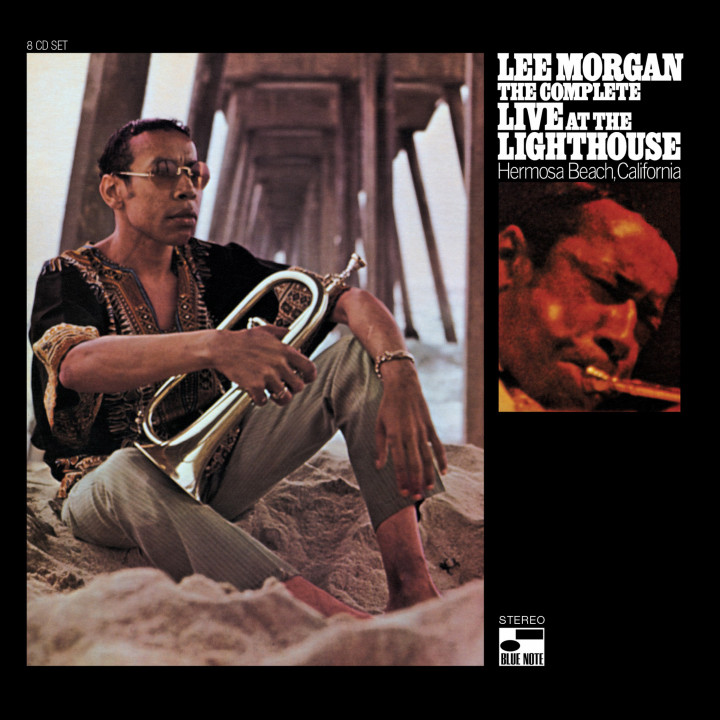 Lee Morgan – The Complete Live At The Lighthouse – CD cover