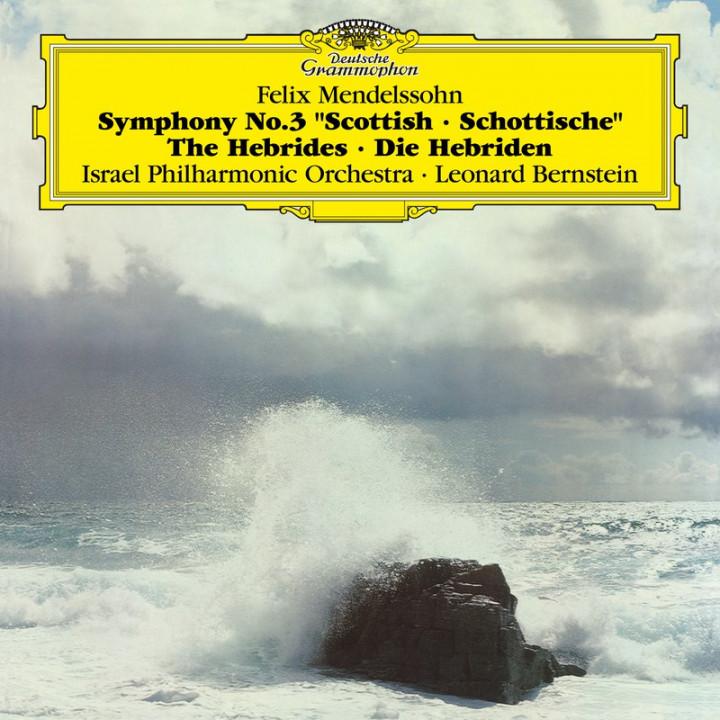 MENDELSSOHN Symphony 3 / Bernstein
