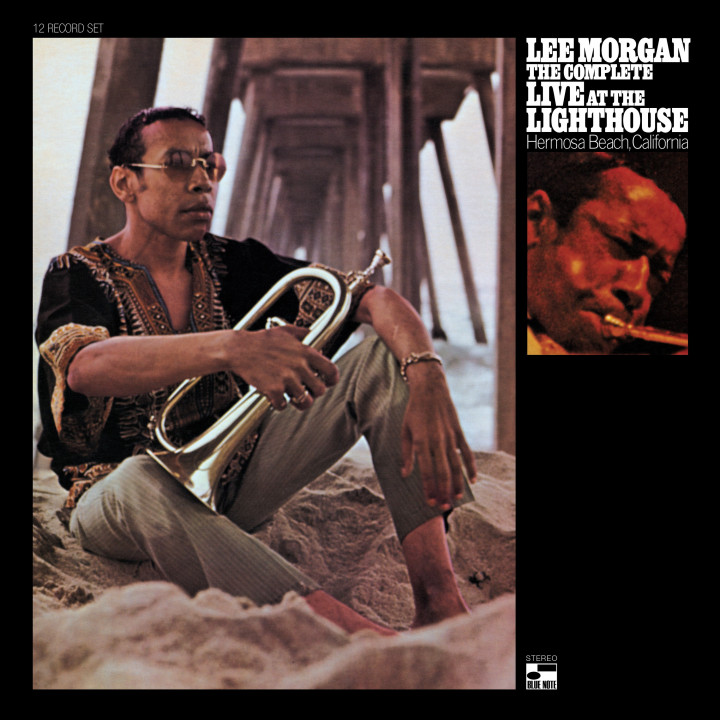 Lee Morgan – The Complete Live At The Lighthouse – LP cover