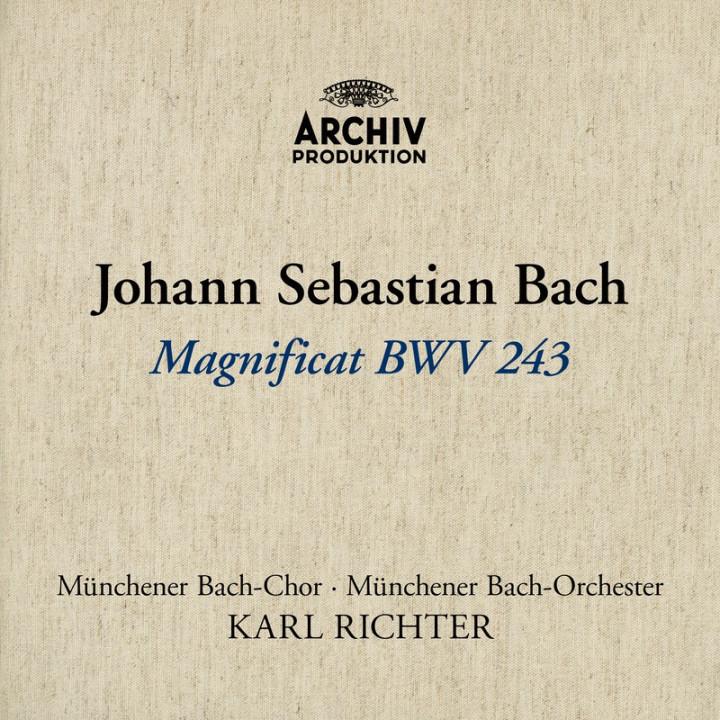 BACH Magnificat / Richter