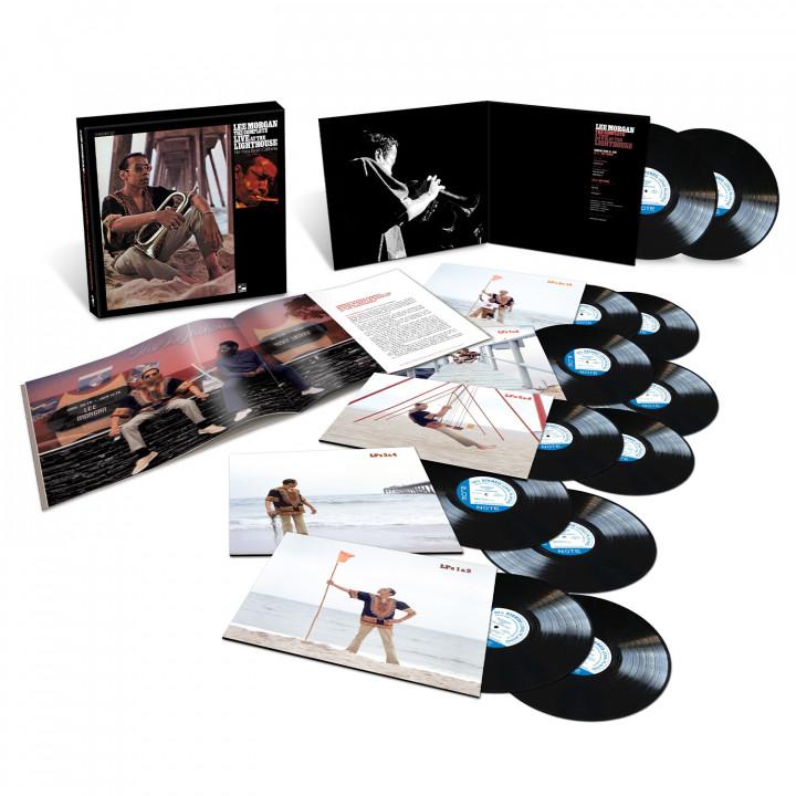 Lee Morgan - The Complete Live At The Lighthouse - Vinyl Packshot 8-LP Box-Set