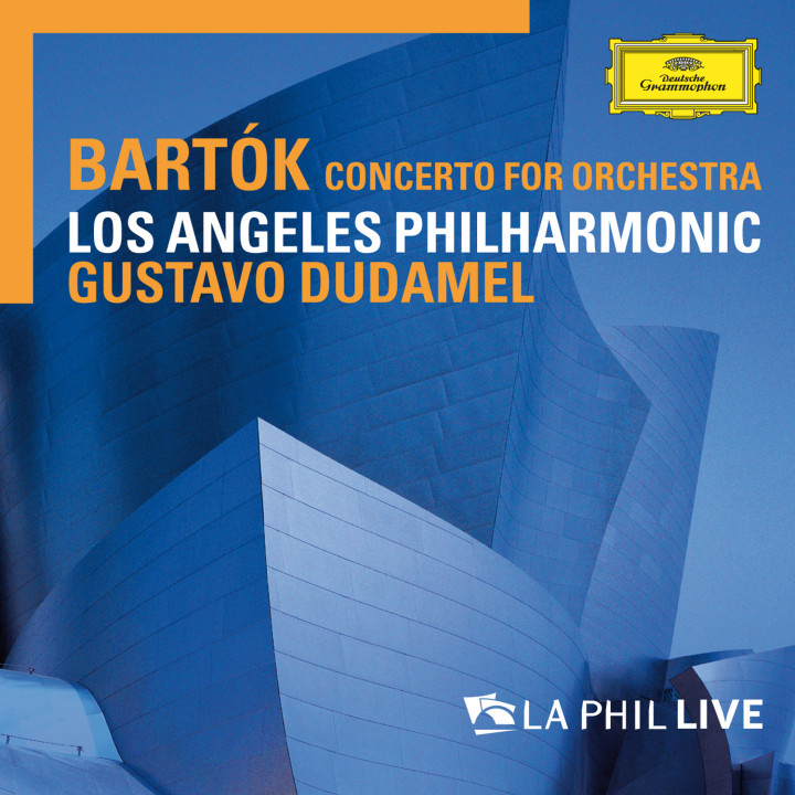 Dudamel - Bartók: Concerto For Orchestra - LA Phil Live Cover