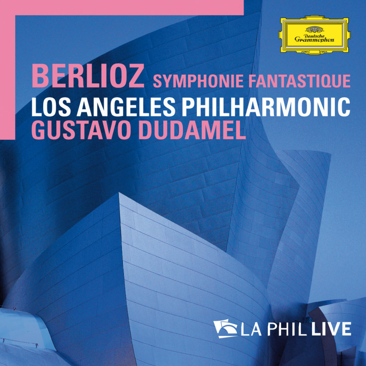 Dudamel - Berlioz: Symphonie fantastique Cover