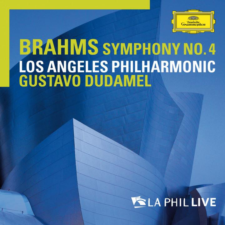 Dudamel - Brahms: Symphony No.4 - LA Phil Live Cover