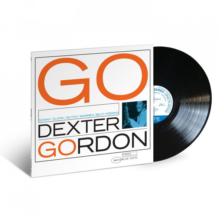 Dexter Gordon - GO! (Blue Note Classic Vinyl)