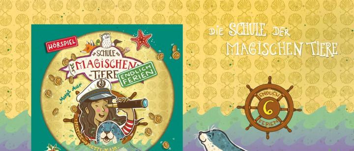 Die Schule der magischen Tiere Endlich Ferien Folge 6 Hörprobenvideo