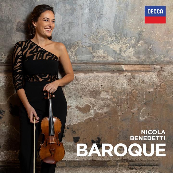 Nicola Benedetti - Baroque Cover