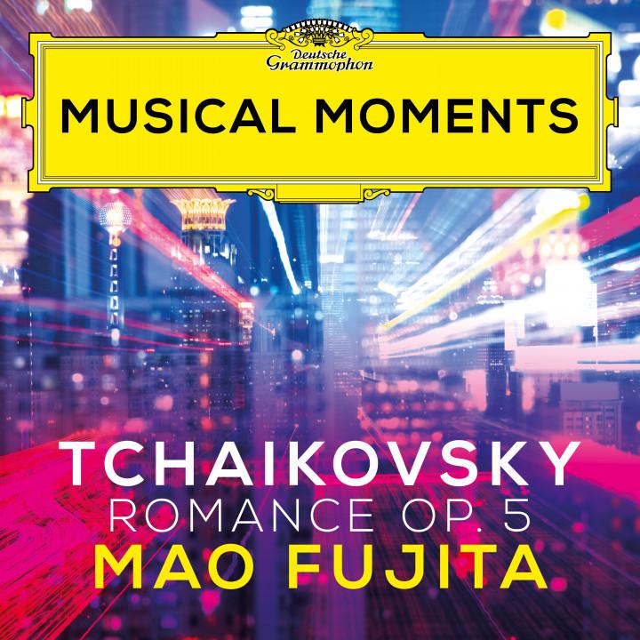 Mao Fujita - Tchaikovsky: Romance, Op. 5 Cover