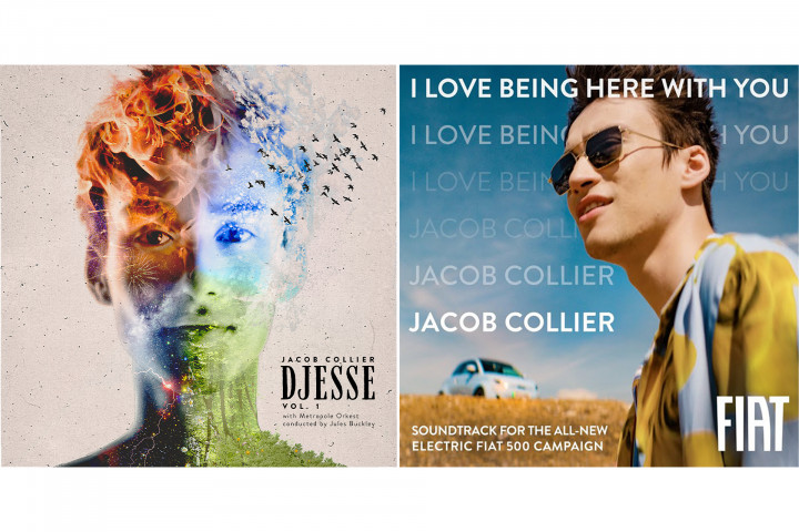 Jacob Collier: Djesse Vol. 1 / I Love Being Here With You