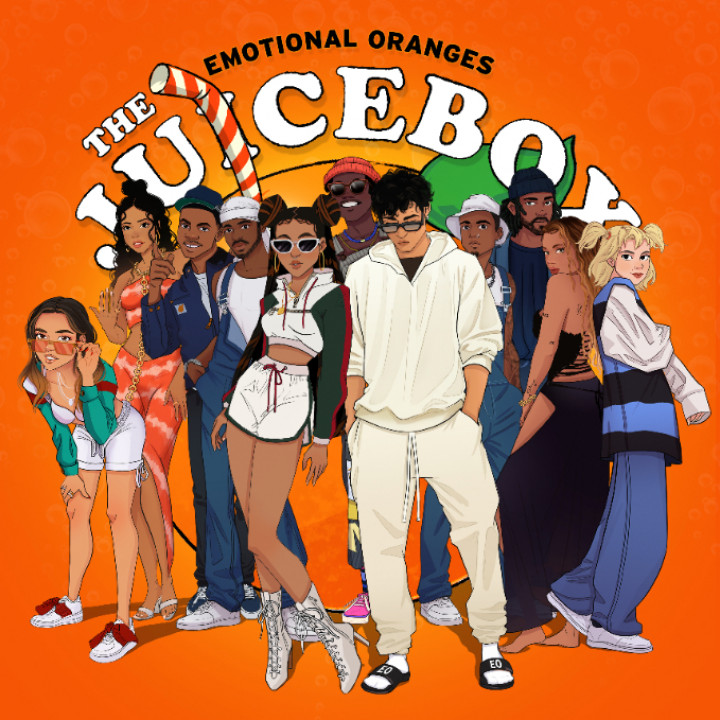 The Juicebox Cover