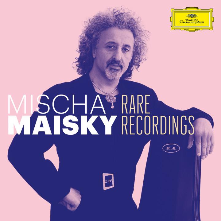 Mischa Maisky - Rare Recordings Cover