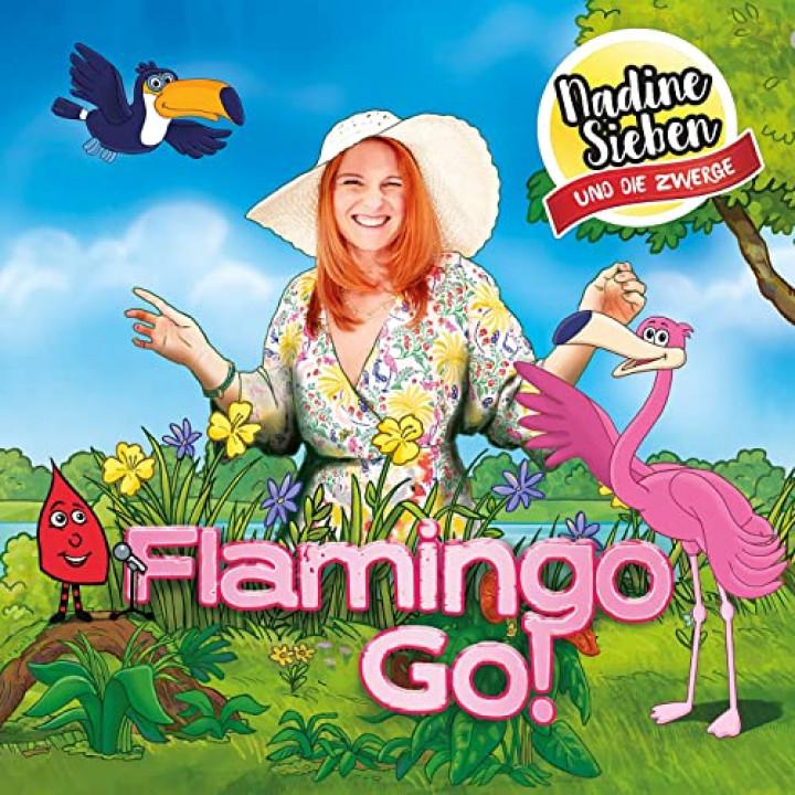 Flamingo Go! - Nadine Sieben COVER