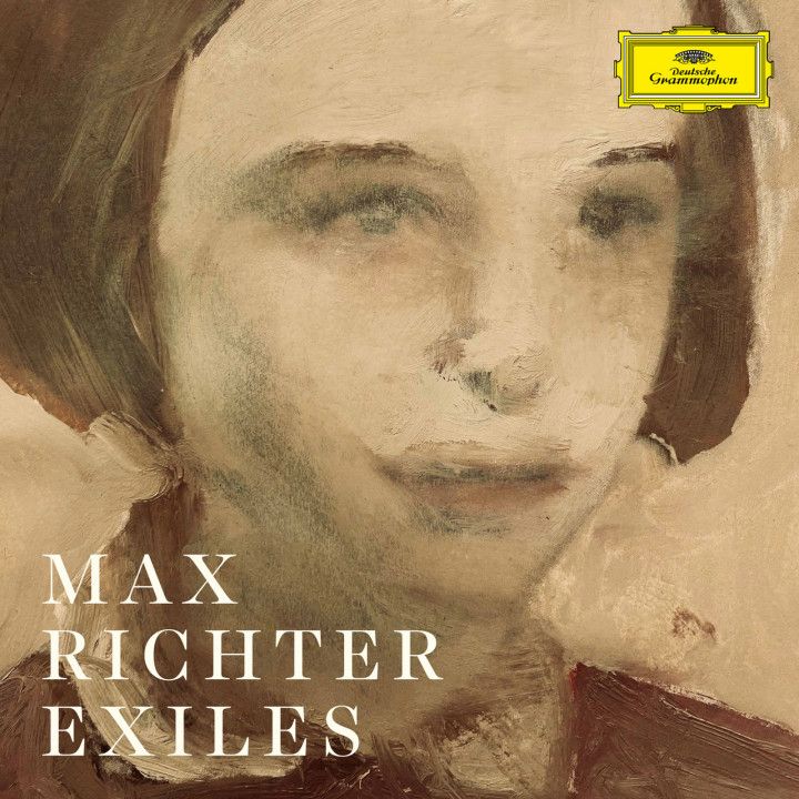 Max Richter - Exiles Cover