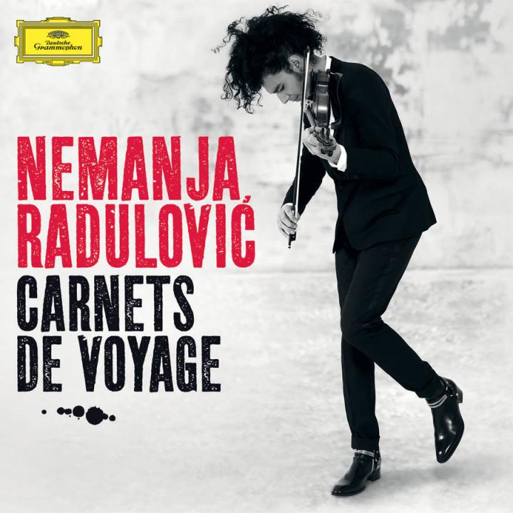 Nemanja Radulović - Carnets de voyage Cover