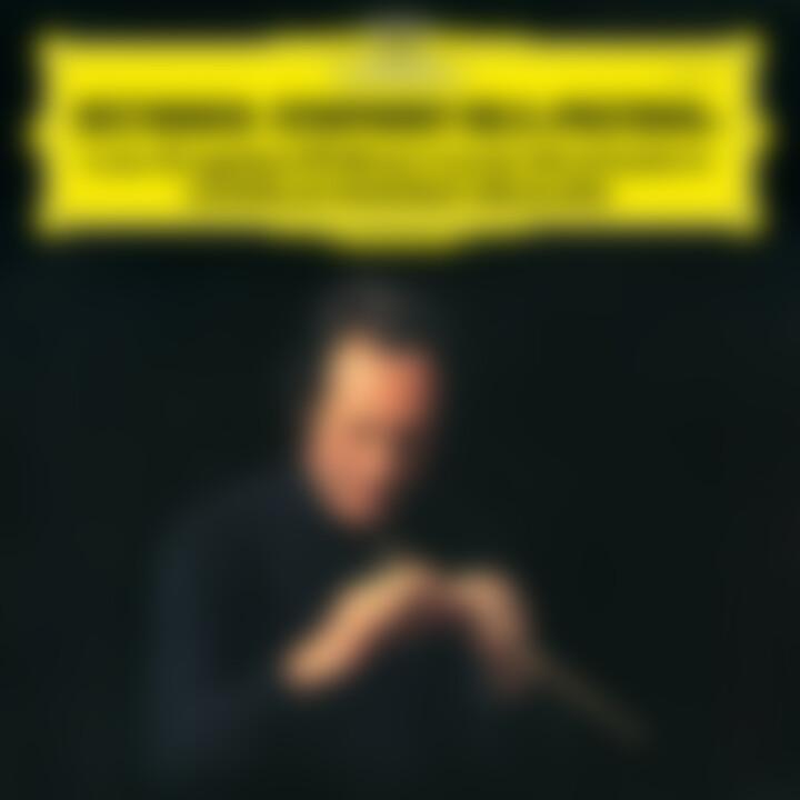 Giulini - Beethoven Symphony No. 6 Cover