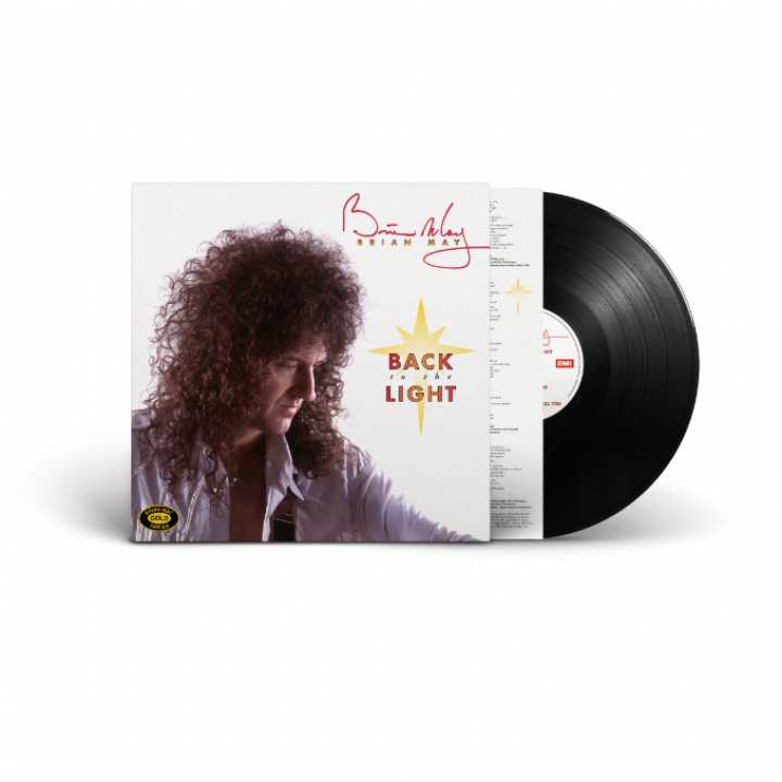 Back To The Light LP Cover