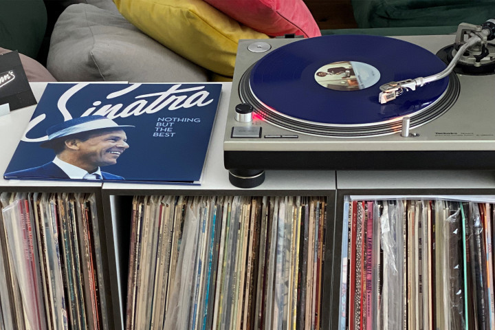 Frank Sinatra - Nothing But The Best (Excl. Ltd. Coloured 2-LP)