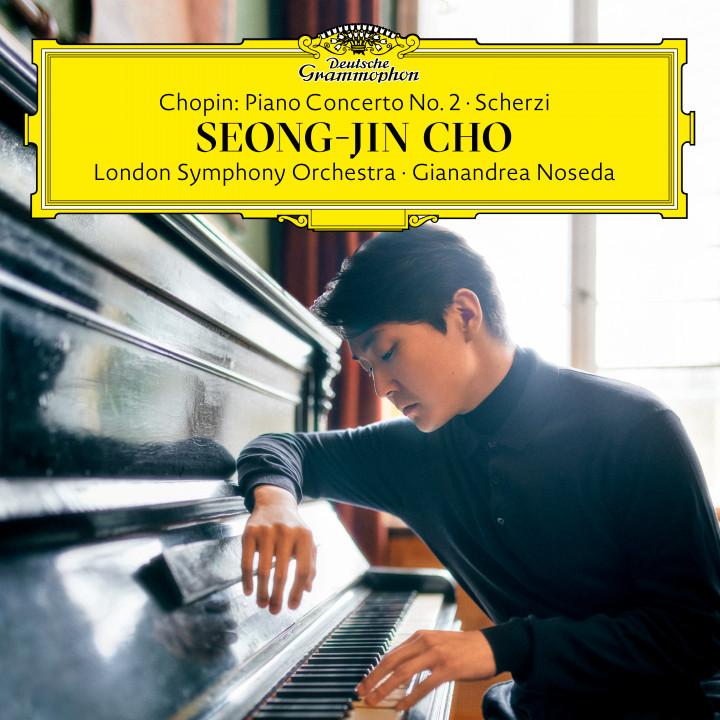 Seong-Jin Cho - Chopin: Piano Concerto No. 4 & Scherzi Cover