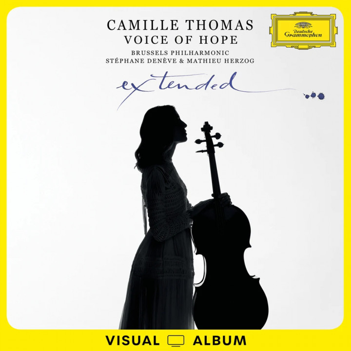 Camille Thomas - Voice of Hope (Extended edition / visual album) cover