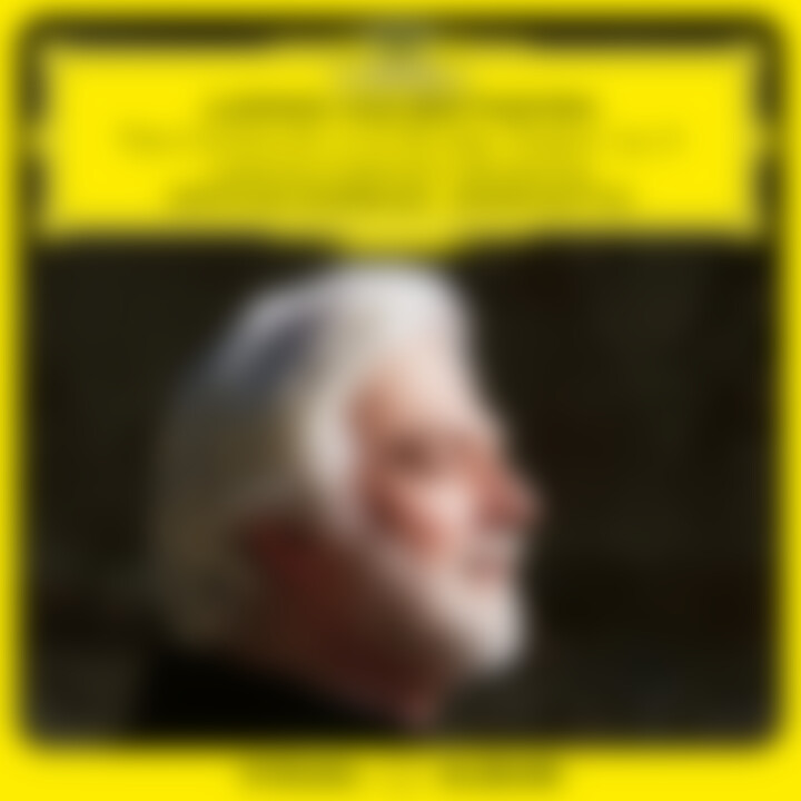 "Zimerman - Beethoven: Piano Concerto No. 5 in E Flat Major, Op. 73 ""Emperor"" Visual Album Cover"