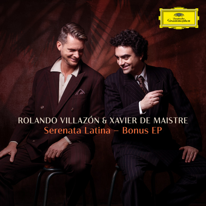 Rolando Villazón - Serenata Latina (Bonus EP) Cover