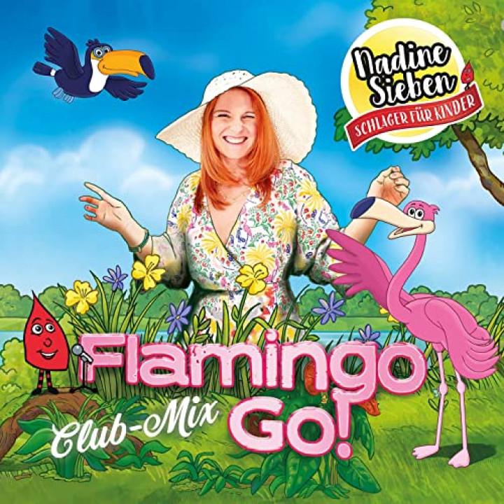 Nadine Sieben - Flamingo Go! Club Remix COVER
