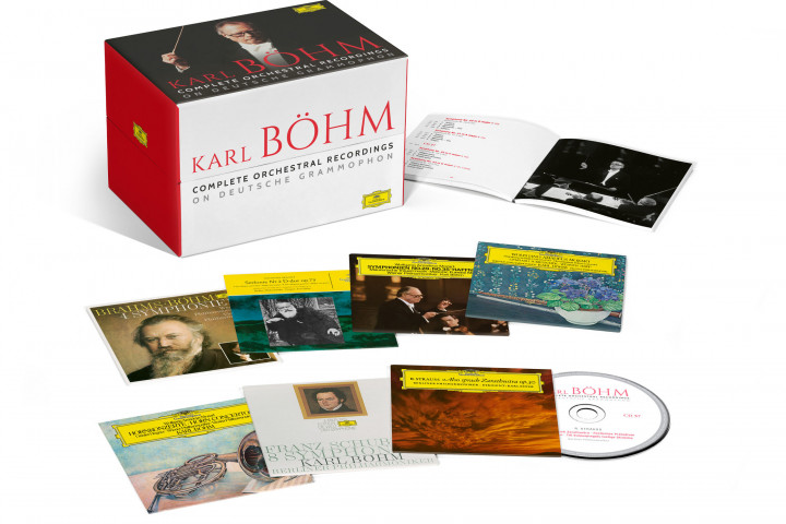 Karl Böhm Complete Orchestral Recordings