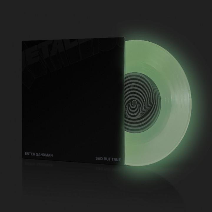 Enter Sandman LP Packshot