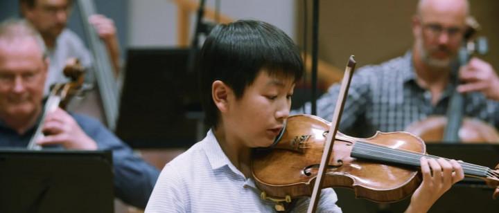 """Vivaldi: The Four Seasons, Violin Concerto No. 4 in F Minor, RV 297 """"Winter"""" - I. Allegro non molto"""