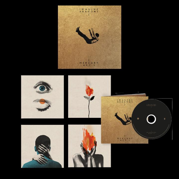 Imagine Dragons Oversized International Deluxe CD