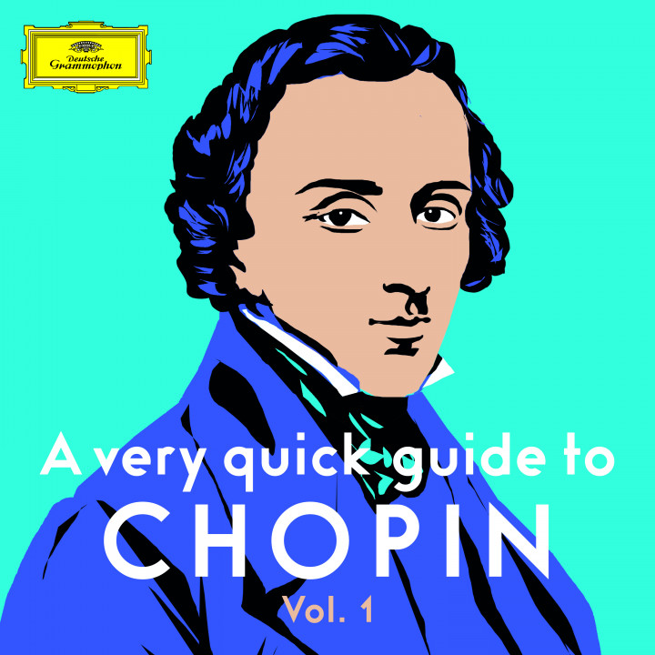 A very quick guide to Chopin Vol. 1 Cover