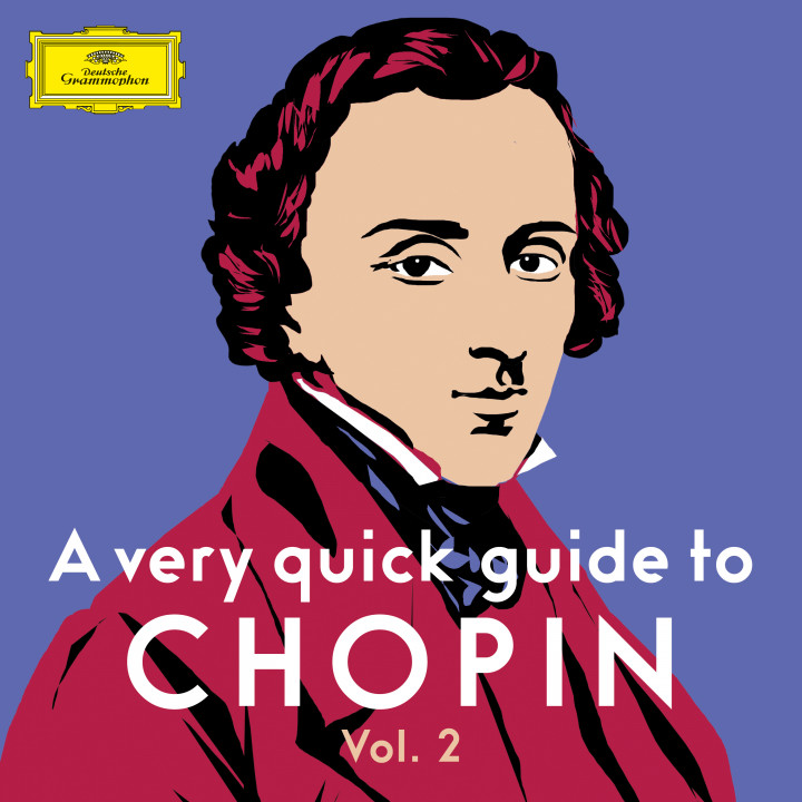 A very quick guide to Chopin Vol. 2 Cover