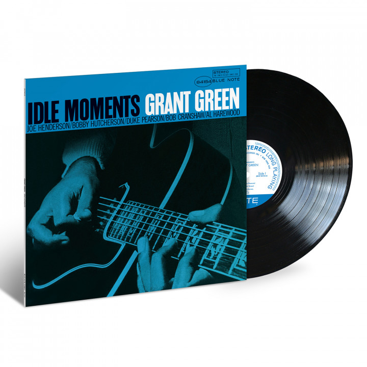 Grant Green - Idle Moments (Blue Note Classic Vinyl)