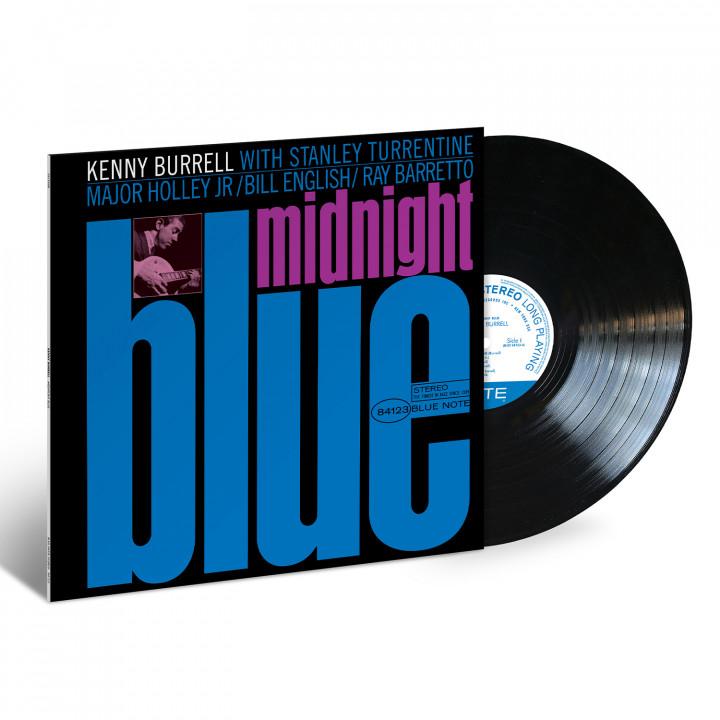 Midnight Blue (Blue Note Classic Vinyl)