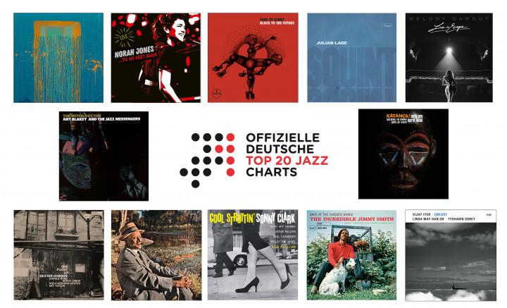 Jazz-Charts Juni 2021