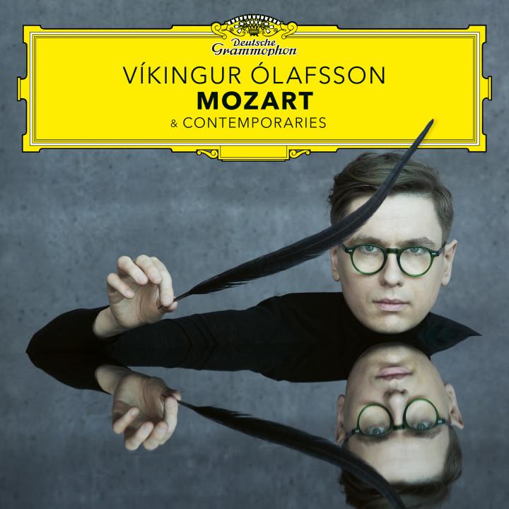Víkingur Ólafsson - Mozart & Contemporaries Cover