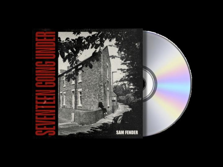 Seventeen Going Under Standard CD